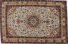 Beautiful Tabriz Carpet